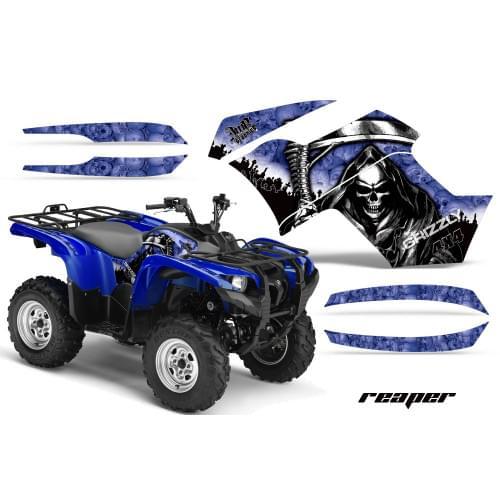 Графика для Yamaha Grizzly 550/700 (Reaper)