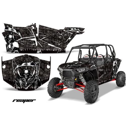 """Комплект графики AMR Racing Reaper (RZR1000XP """"4door"""")"""
