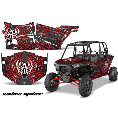 "Комплект графики AMR Racing Widow Maker (RZR1000XP ""4door"")"