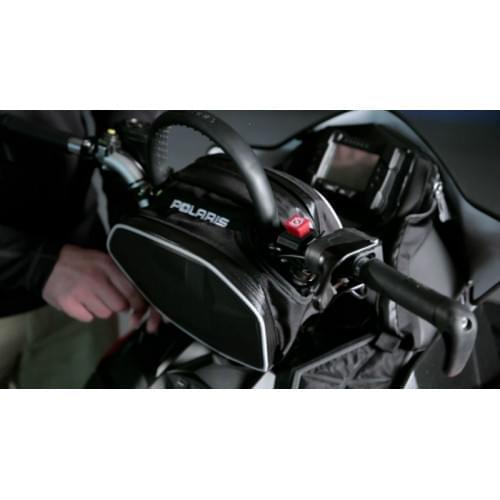 Сумка на руль Polaris PRO-TAPER RISER BAG PRO-RMK/RMK/ Switchback 600/800 (2014)