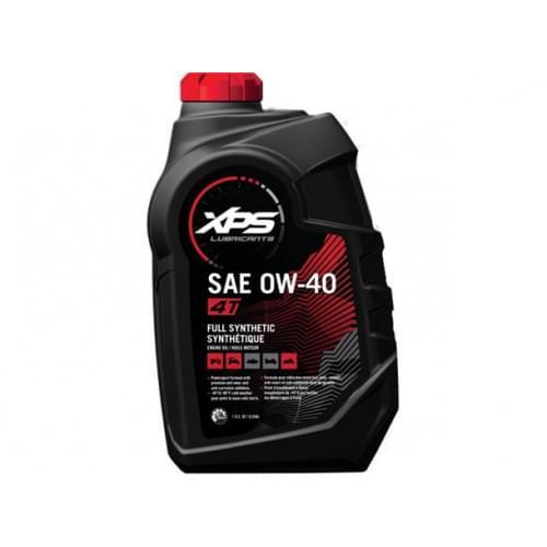 Синтетическое масло XPS для 4-тактных двигателей, Зимнее (всесезонное) 0W40, 946 мл 293600112